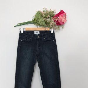 Paige | Verdugo Ultra Low Rise Skinny Jeans SZ24